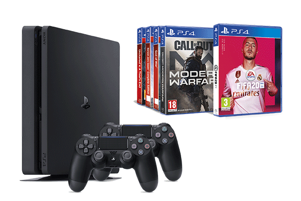 PlayStation®4 1TB paket