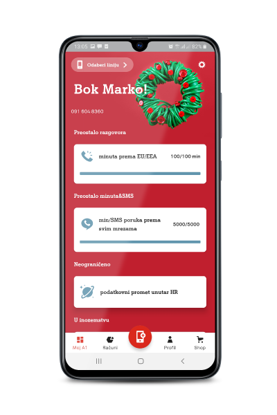 # 1 aplikacija za pretragu popunjavanje primjera profila za upoznavanje