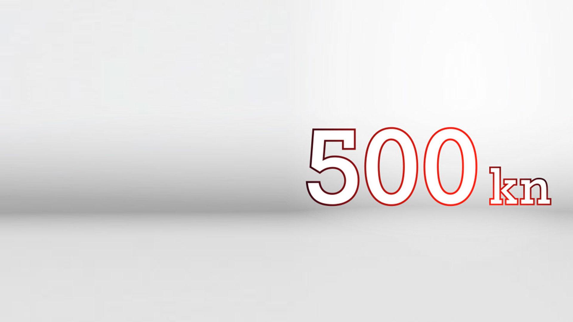 500 kn