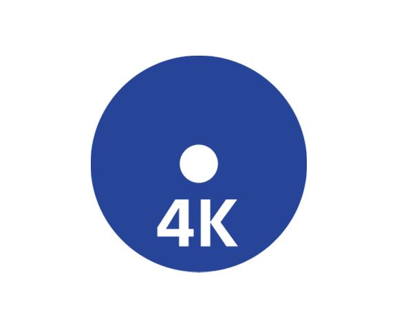 4k blue ray