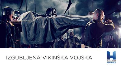 izgubljena vikinška vojska